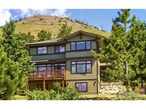 Photo of 4800 Sugarloaf Rd, Boulder, CO 80302 (MLS # 916325)