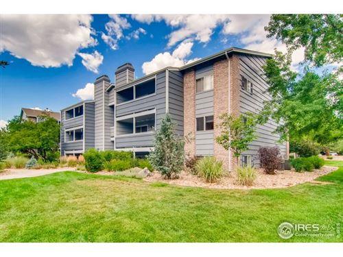 Photo of 4680 White Rock Cir 3, Boulder, CO 80301 (MLS # 921325)