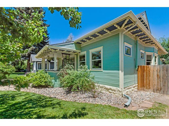 220 N Shields St, Fort Collins, CO 80521 - #: 943325