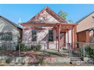 Photo of 1117 W 10th Ave, Denver, CO 80204 (MLS # 895326)