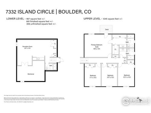 Tiny photo for 7332 Island Cir, Boulder, CO 80301 (MLS # 946328)