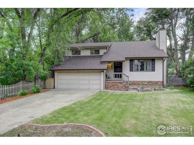 1601 Westview Ave, Fort Collins, CO 80521 - #: 943330