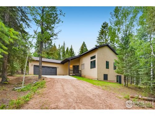Photo for 2837 Sunnywood Ave, Woodland Park, CO 80863 (MLS # 945336)