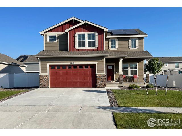 8653 16th St Rd, Greeley, CO 80634 - #: 943337
