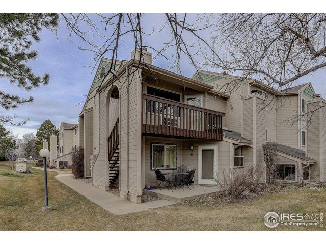Photo for 5530 Stonewall Pl 28, Boulder, CO 80303 (MLS # 902340)