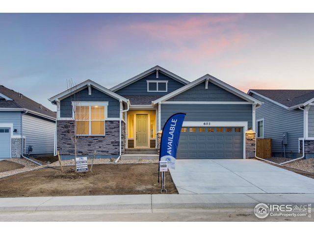 603 Ranchhand Dr, Berthoud, CO 80513 - #: 898343