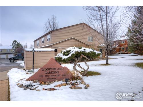 Photo of 3380 34th St C, Boulder, CO 80301 (MLS # 936344)