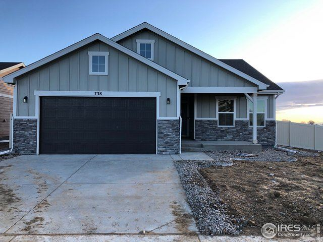 738 N Country Trl, Ault, CO 80610 - #: 895345