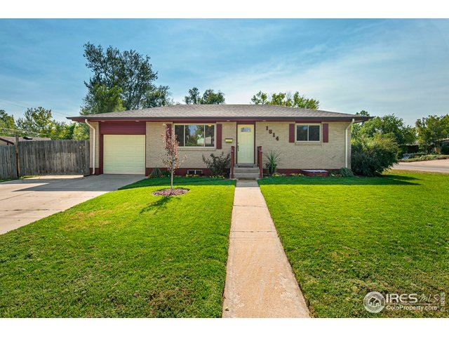 1614 25th St, Greeley, CO 80631 - #: 925349