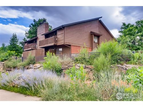 Photo of 2630 Juniper Ave 37-2, Boulder, CO 80304 (MLS # 917351)