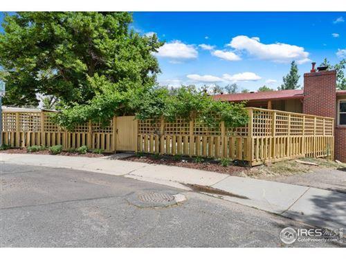 Photo of 1275 E Ridge Ave, Boulder, CO 80303 (MLS # 947351)