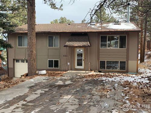 Photo of 550 Columbine Ave, Estes Park, CO 80517 (MLS # 930357)