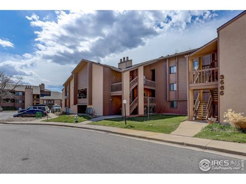 Photo of 3565 28th St 5-103, Boulder, CO 80301 (MLS # 937358)
