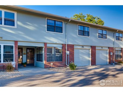 Photo of 3405 W 16th St 72, Greeley, CO 80634 (MLS # 951362)