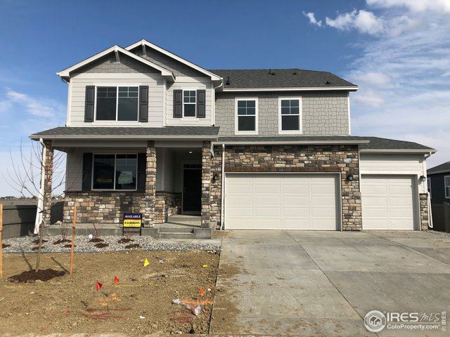 1318 Vantage Pkwy, Berthoud, CO 80513 - #: 907367