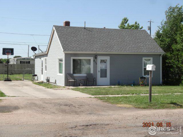 811 Hamilton St, Sterling, CO 80751 - #: 943368