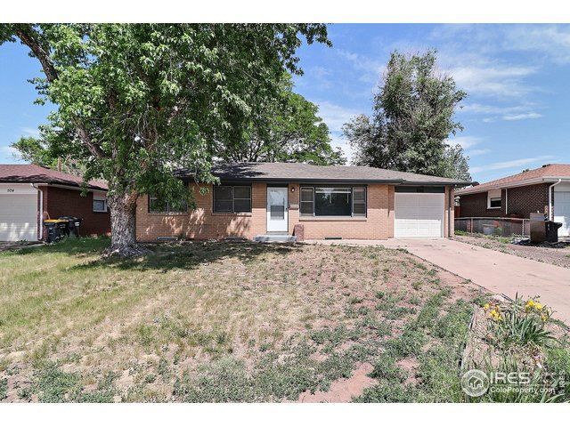 506 28th Ave, Greeley, CO 80634 - #: 943371