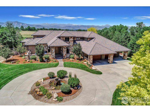 Photo for 902 White Hawk Ranch Dr, Boulder, CO 80303 (MLS # 946372)