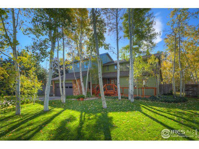 Photo for 4312 Black Cherry Ct, Boulder, CO 80301 (MLS # 942375)