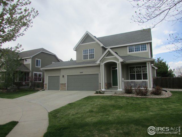 5409 Rabbit Creek Rd, Fort Collins, CO 80528 - #: 940376