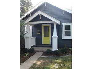 Photo of 1430 Dellwood Ave, Boulder, CO 80304 (MLS # 873377)