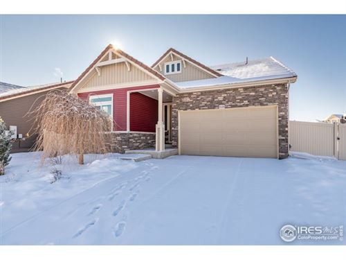 Photo of 5128 Silverwood Dr, Johnstown, CO 80534 (MLS # 904378)