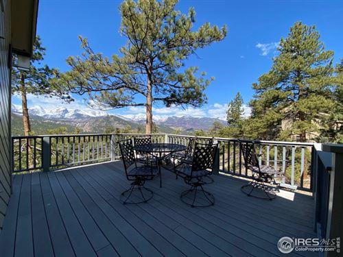 Photo of 3245 Eaglecliff Dr, Estes Park, CO 80517 (MLS # 937387)
