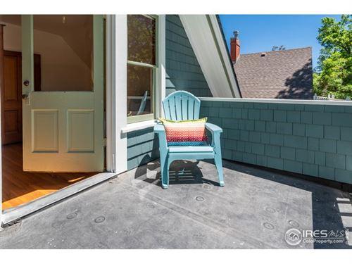 Tiny photo for 2005 Mapleton Ave, Boulder, CO 80304 (MLS # 942387)