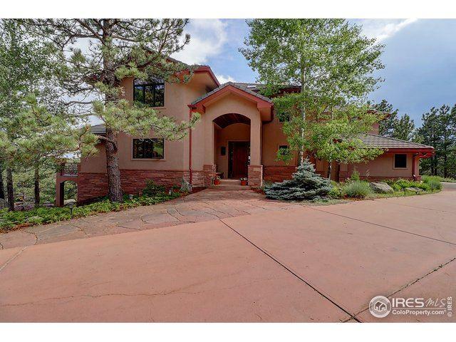 Photo for 3655 Sunshine Canyon Dr, Boulder, CO 80302 (MLS # 916398)