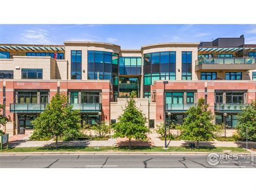 Photo of 1077 Canyon Blvd 207, Boulder, CO 80302 (MLS # 923400)