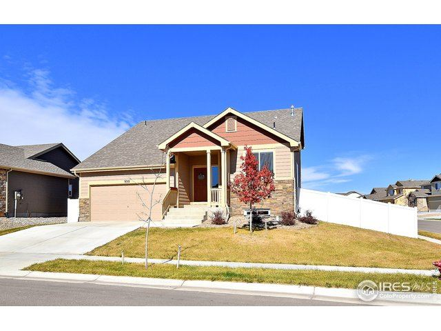 930 Mt Andrew Dr, Severance, CO 80550 - #: 897401
