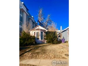 Photo of 2723 W 25th Ave, Denver, CO 80211 (MLS # 868402)
