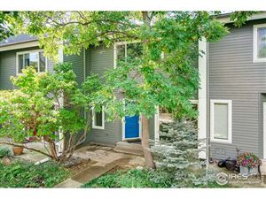 Photo of 1719 Alpine Ave 7 #7, Boulder, CO 80304 (MLS # 896403)