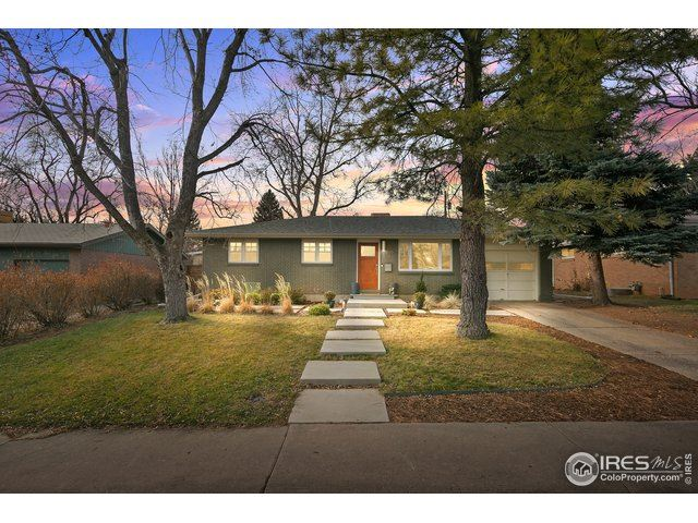 Photo for 3135 23rd St, Boulder, CO 80304 (MLS # 902406)