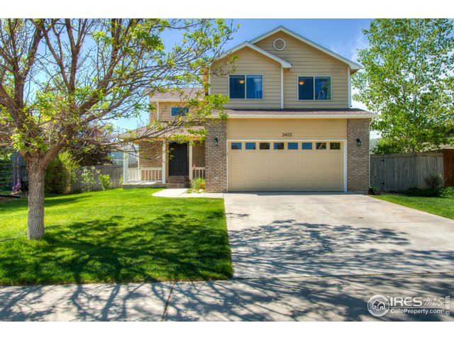 3403 Coneflower Dr, Fort Collins, CO 80521 - #: 912409