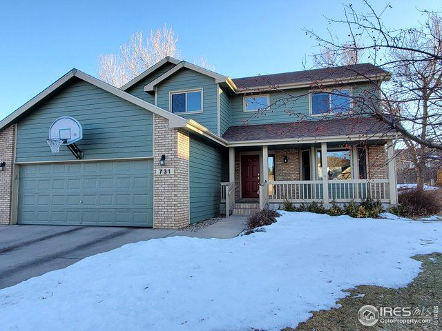 731 Benthaven St, Fort Collins, CO 80526 - MLS#: 903410