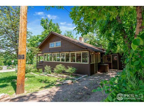 Tiny photo for 114 Chautauqua Park, Boulder, CO 80302 (MLS # 942411)