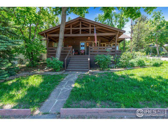 Photo for 114 Chautauqua Park, Boulder, CO 80302 (MLS # 942411)