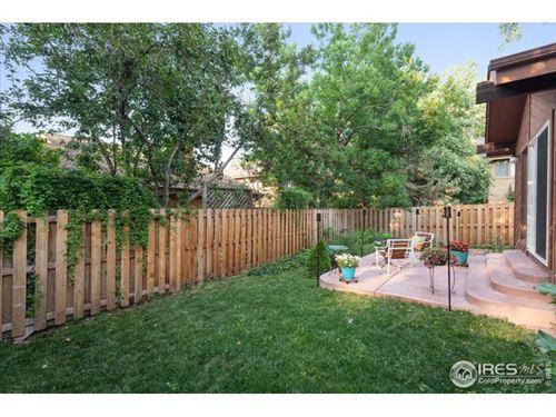 Tiny photo for 4405 Burr Pl, Boulder, CO 80303 (MLS # 946413)