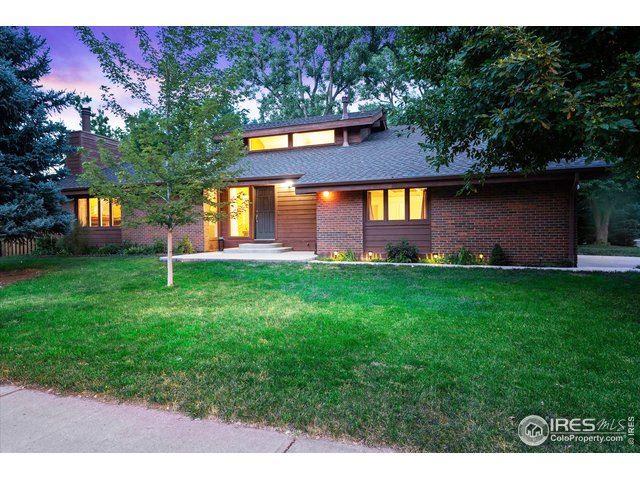 Photo for 4405 Burr Pl, Boulder, CO 80303 (MLS # 946413)