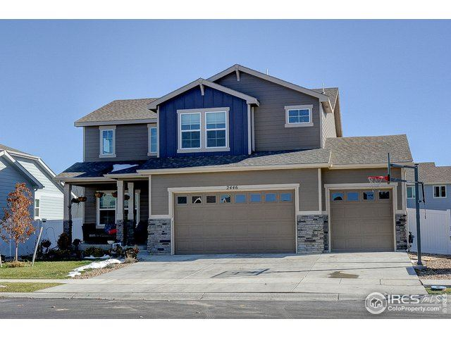 2446 Likens Dr, Berthoud, CO 80513 - #: 927416