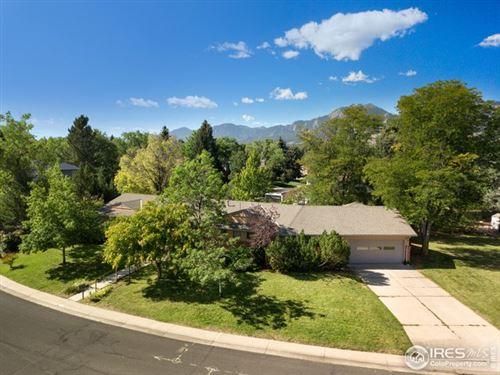 Photo of 5200 Laurel Ave, Boulder, CO 80303 (MLS # 907422)