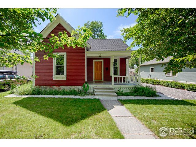 419 Whedbee St, Fort Collins, CO 80524 - #: 942424
