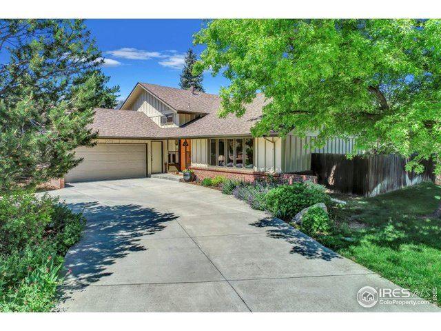 Photo for 605 Meadowbrook Dr, Boulder, CO 80303 (MLS # 942426)