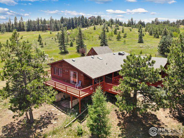 Photo for 4147 Sugarloaf Rd, Boulder, CO 80302 (MLS # 946428)