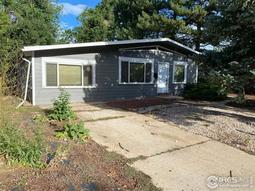 Photo of 725 37th St, Boulder, CO 80303 (MLS # 920430)