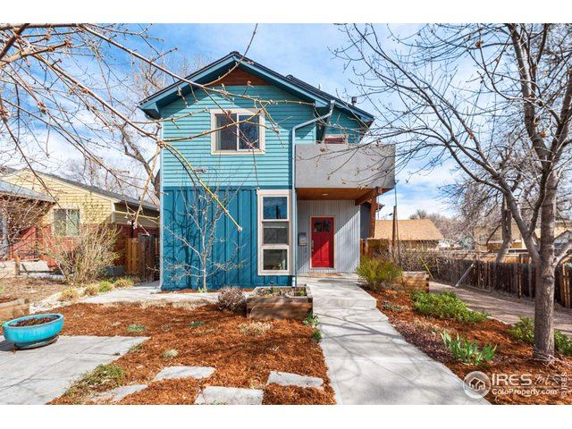 714 Maple St, Fort Collins, CO 80521 - #: 909430
