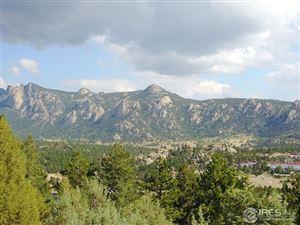 Photo of 335 Park View Ln, Estes Park, CO 80517 (MLS # 856435)