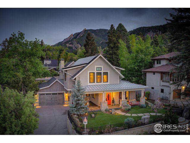 516 College Ave, Boulder, CO 80302 - #: 941436