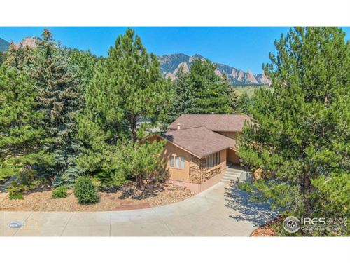 Photo of 1855 View Point Rd, Boulder, CO 80305 (MLS # 946437)